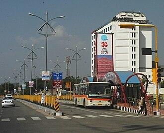 Jaipur - Jaipur BRTS