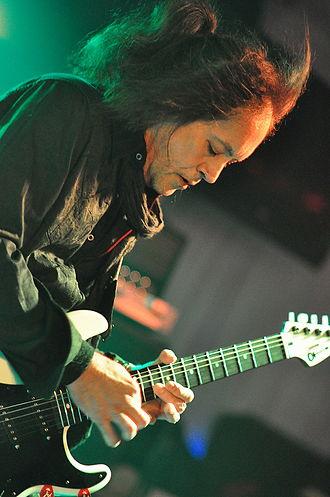 Jake E. Lee - Lee performing in 2014