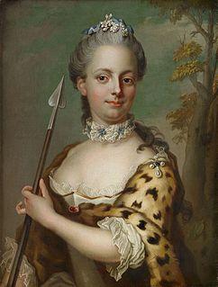 Charlotte Du Rietz Swidish Baroness