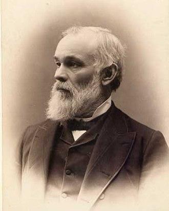 James Gilfillan (judge) - James Gilfillan, c. 1890