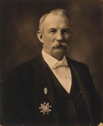 1900 United States House of Representatives elections - Image: James D Richardson