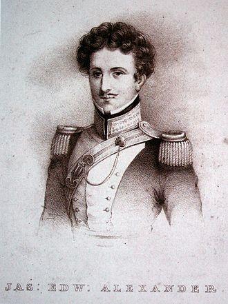 James Edward Alexander - James Edward Alexander