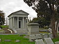 James Elverson Tomb, Laurel Hill.JPG