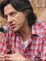 Photo of James Marsh in 2009.