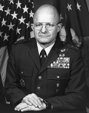 James Clapper - Clapper as a USAF lieutenant general in the mid-1990s