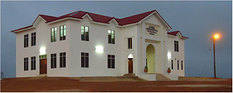 Jamia Ahmadiyya - International Ahmadiyya University of Theology, Ghana