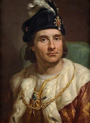 John I Albert - Presumed likeness of John I Albert