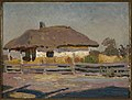 Jan Stanisławski - Peasant cottage - MP 1349 MNW - National Museum in Warsaw.jpg