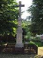 Jankovice (UH), kříž horní konec.JPG