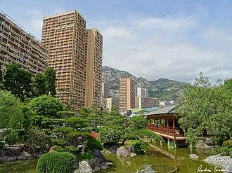 Japanese Garden, Monaco - Image: Jardin Japonais 1