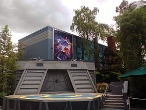 Jedi Training: Trials of the Temple - Image: Jedi Training Academy stage DHS