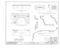 Jedidiah Chapman House, 562 South Main Street, Geneva, Ontario County, NY HABS NY,35-GEN,4- (sheet 10 of 12).png