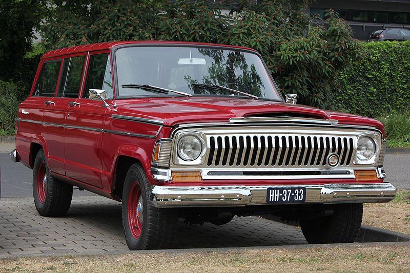 File Jeep Wagoneer Bj Ca 1968 2015 08 12 B Jpg Wikimedia Commons
