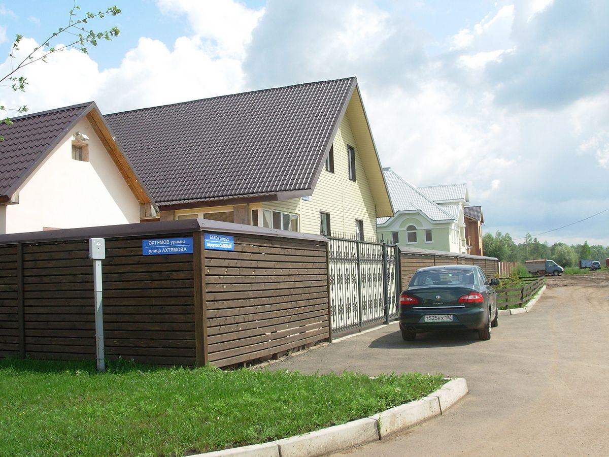 Улица Ахтямова (Салават)