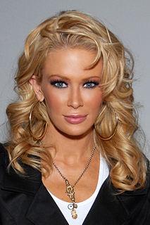 American entrepreneur, webcam model, and pornographic actress