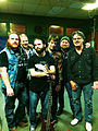 Jeremy Porter & The Tucos and Those Crosstown Rivals - Louisville KY - 2014.jpg