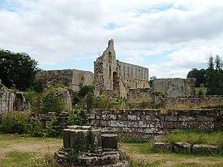 Jervaulx Abbey abbey