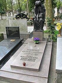 Jerzy Jarnuszkiewicz grób.JPG