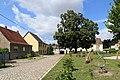 Jesewitz Weltewitz - Lindenplatz + Moltke-Linde 02 ies.jpg