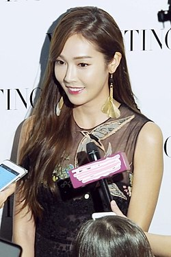 Jessica Jung at Marina Bay Sands Valentino event in January 2016 04.jpg