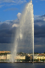 Jet-d'eau-Genève