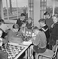 Jeugdschaken onder supervisie van de KNSB te Amsterdam, Bestanddeelnr 909-4694.jpg