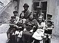 Jewish family portrait 1948, Budapest Fortepan 105188.jpg