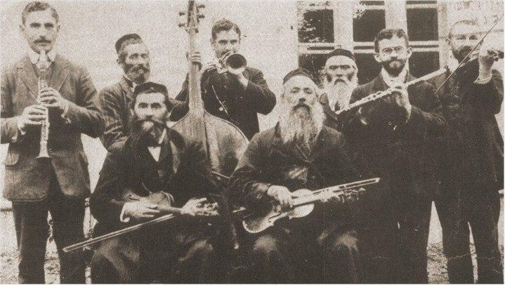 Jewish musicians of Rohatyn (west Ukraine)