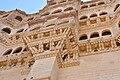 Jharokhas inside Meherangarh Fort .jpg