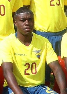 Jhegson Méndez Ecuadorian association football player