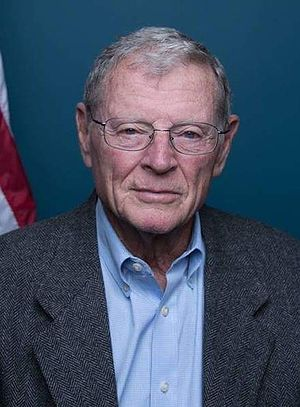 United States Senate election in Oklahoma, 2014 - Image: Jim Inhofe official senate portrait 115th congress