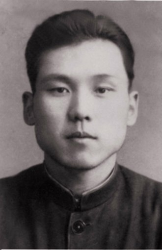 Manchu people - Jin Qicong, scholar of the Manchu and Jurchen in 1930s