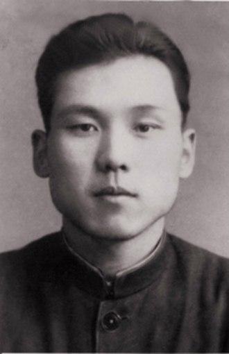 Manchu people - Jin Qicong, scholar of the Manchu and Jurchen in 1930s