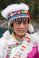 Jiuzhaigou Sichuan China Woman-in-traditional-costume-02.jpg