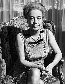 Joan Crawford in the telefilm that began the series, 1969.