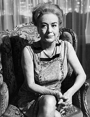 Night Gallery - Joan Crawford in the telefilm that began the series, 1969.