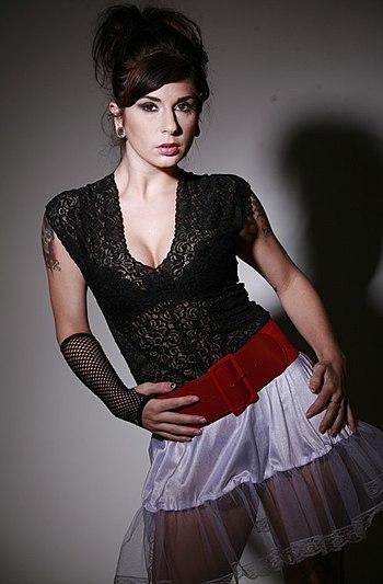 American actress/entrepeneur Joanna Angel.