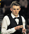 Joel Walker at Snooker German Masters (Martin Rulsch) 2014-01-30 03.jpg