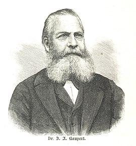 Johann August Kaupert