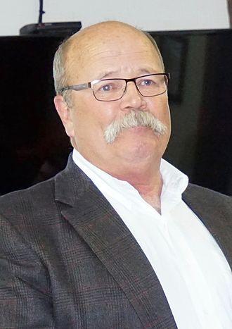 John R. Gregg - Image: John Gregg 2015