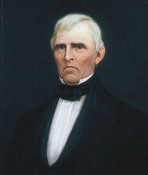 John L. Helm - John J. Crittenden, who Helm succeeded as governor on July 31, 1850, as painted by Ferdinand G. Walke in 1909