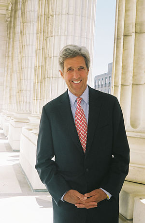 Yale Political Union - Former Union President John Kerry