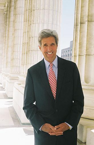 Yale Political Union - Former Union President John Kerry