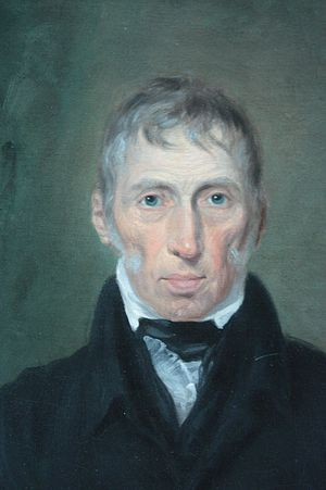 John Loudon McAdam - John Loudon McAdam, 1830, National Gallery, London