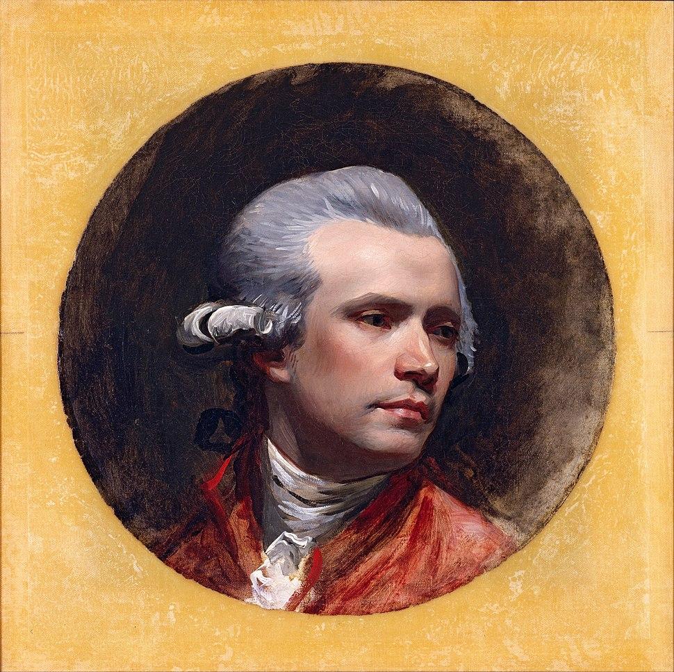 John Singleton Copley - John Singleton Copley Self-Portrait - Google Art Project