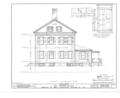 John Sudam House, Wall and Main Streets, Kingston, Ulster County, NY HABS NY,56-KING,4- (sheet 8 of 10).png