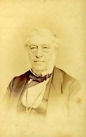 Family of Catherine, Duchess of Cambridge - John William Middleton, Esq. (1839-1887) President of the Leeds Law Society