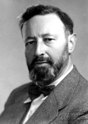 Josef Ganz - Josef Ganz, 1946