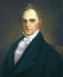 Painting of Governor Joseph Desha