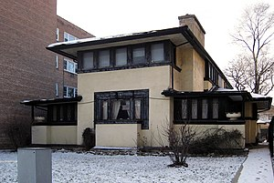 Austin, Chicago - Residence of J.J. Walser Jr.